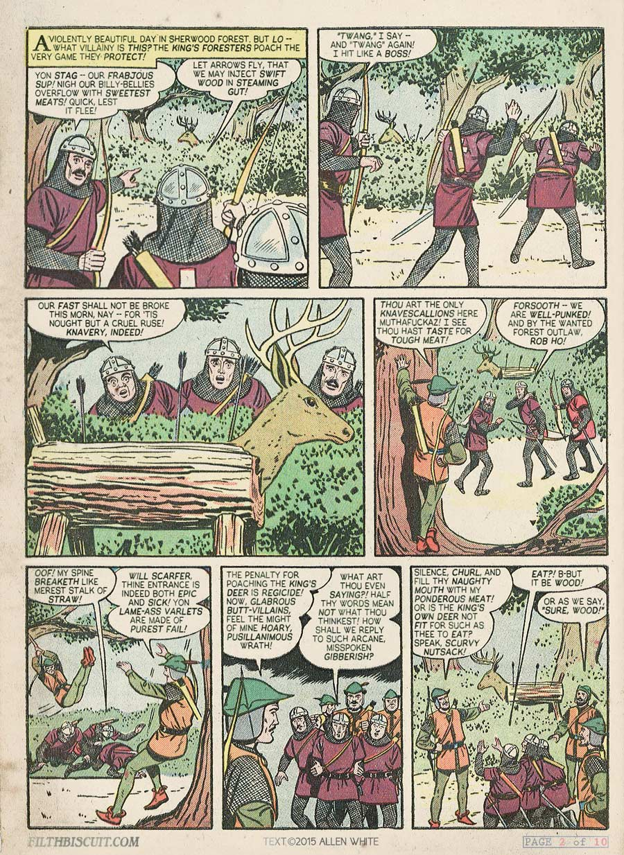 Rob Ho & His Merry Bros - Page 02