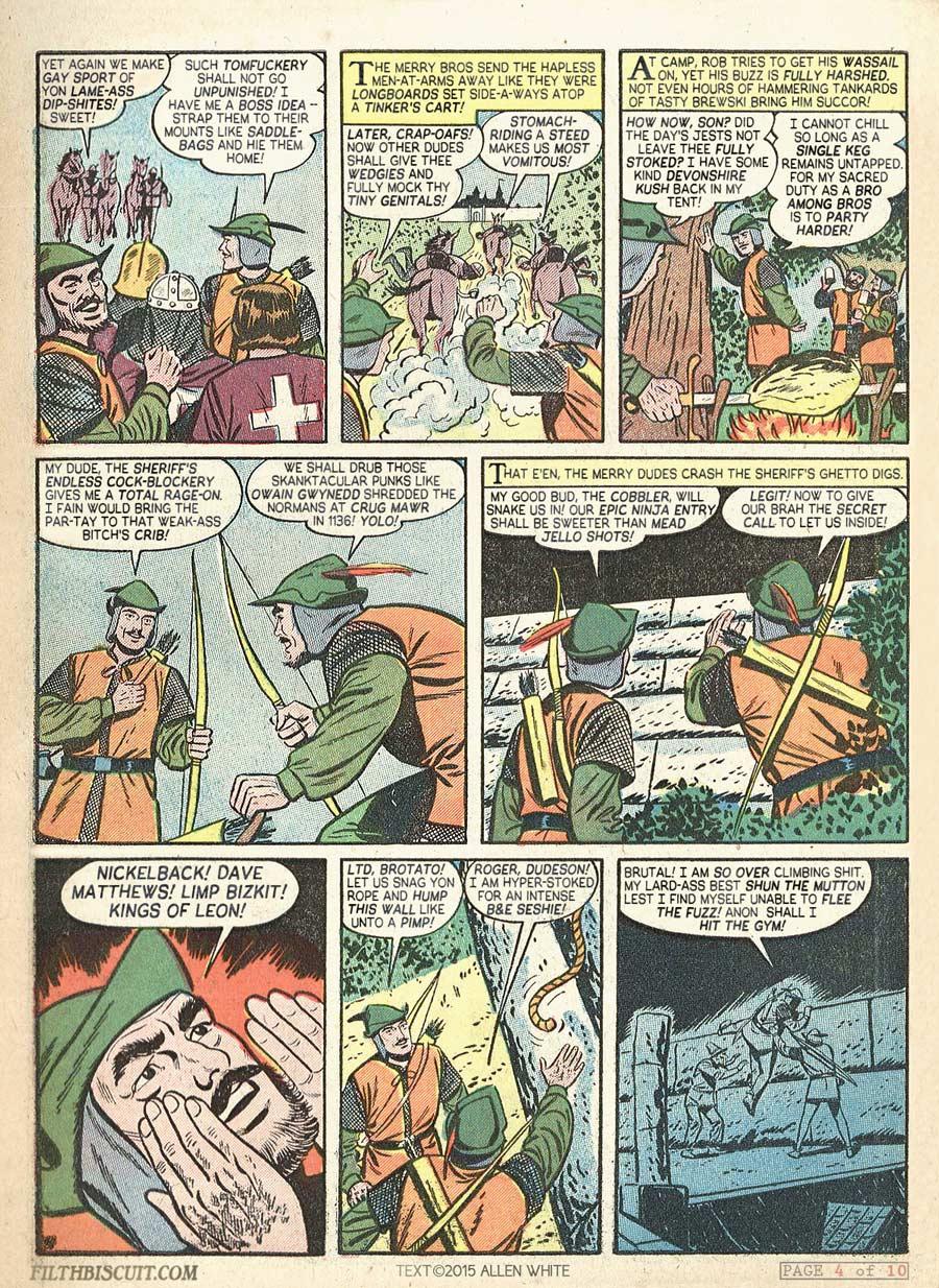 Rob Ho & His Merry Bros - Page 04