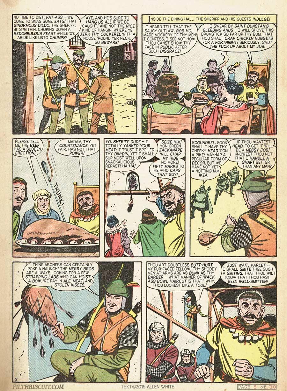 Rob Ho & His Merry Bros - Page 05