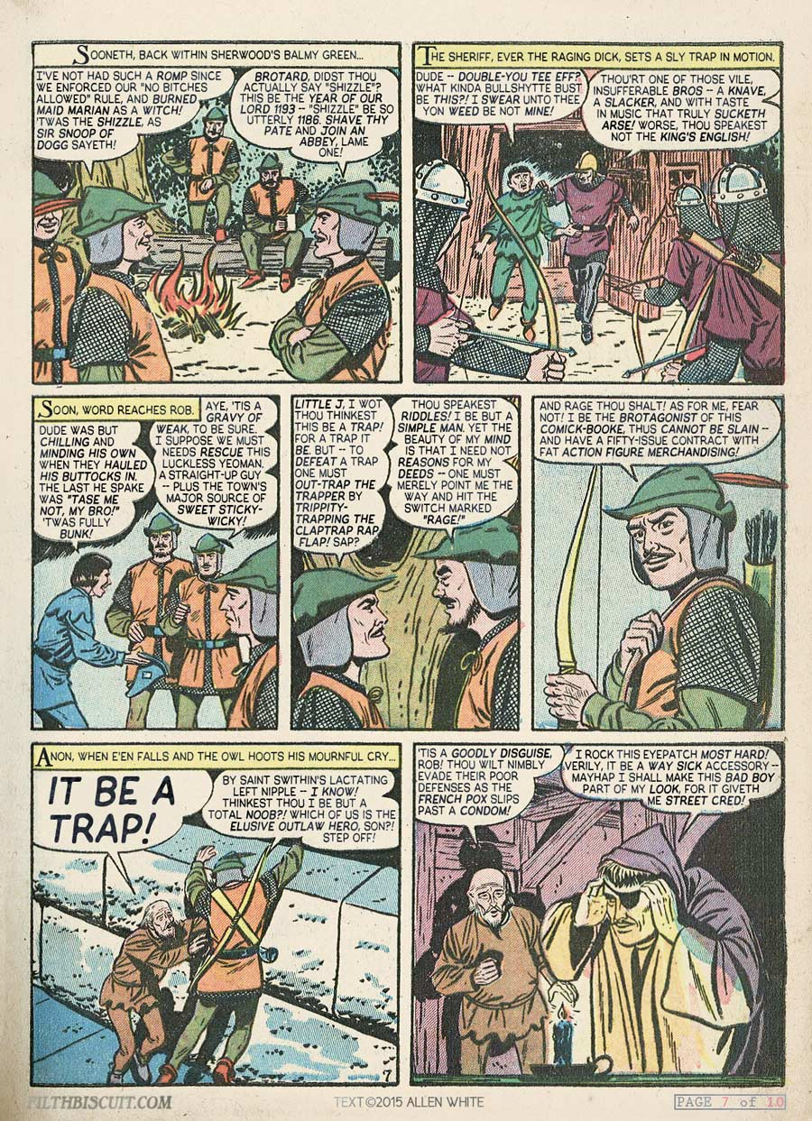 Rob Ho & His Merry Bros - Page 07