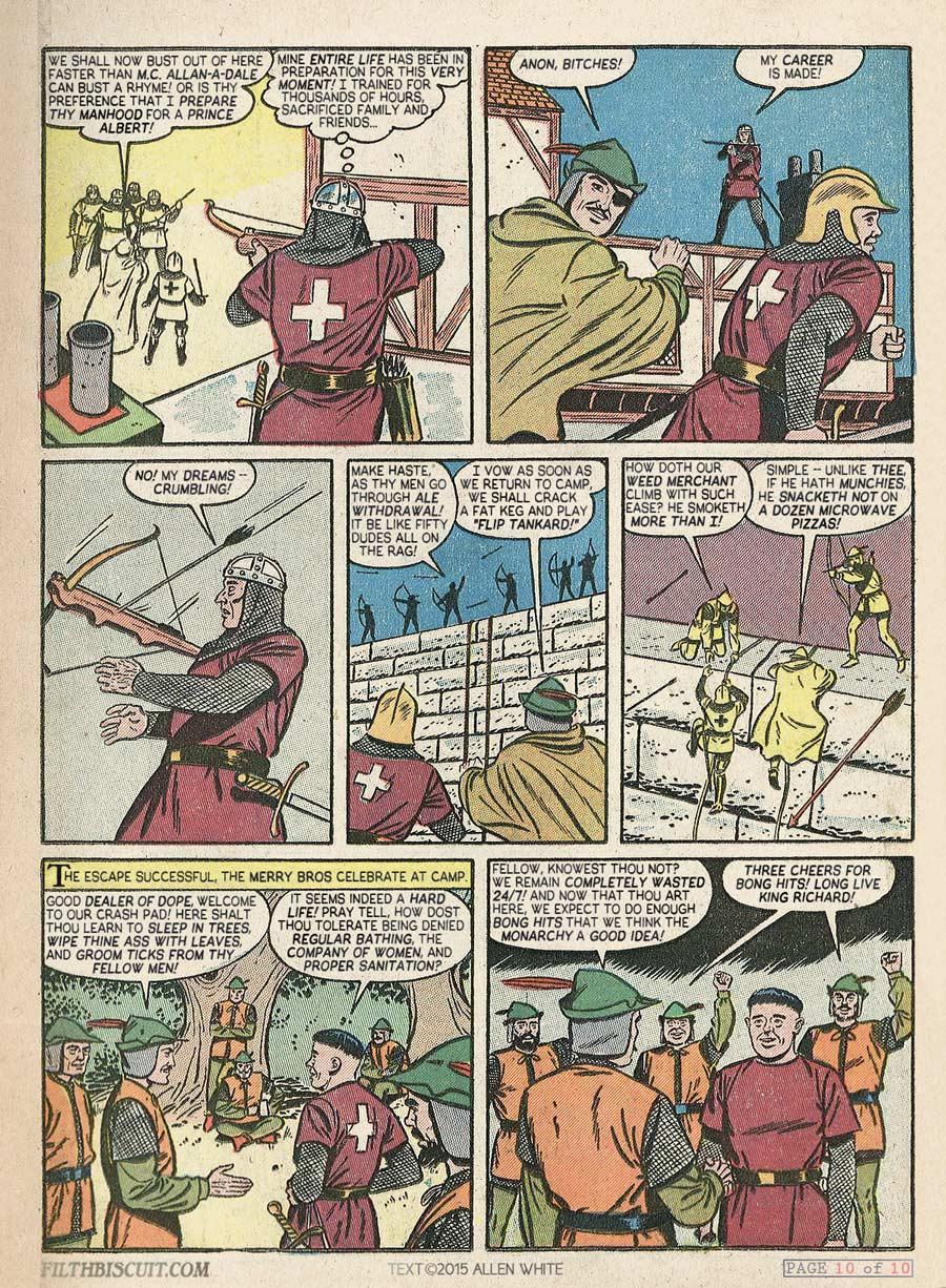 Rob Ho & His Merry Bros - Page 10